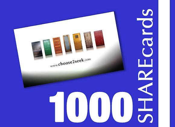 1000 Cards (Tarjetas)