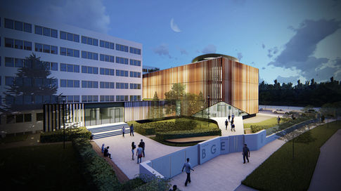 Business School Library Extension