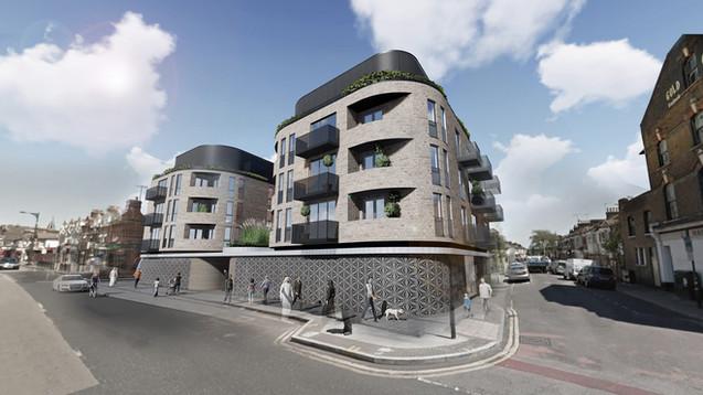22 Flat Apartment Buidling - Upton, London