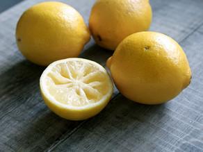 Making Your Lemonade (When Life Gives You Lemons)