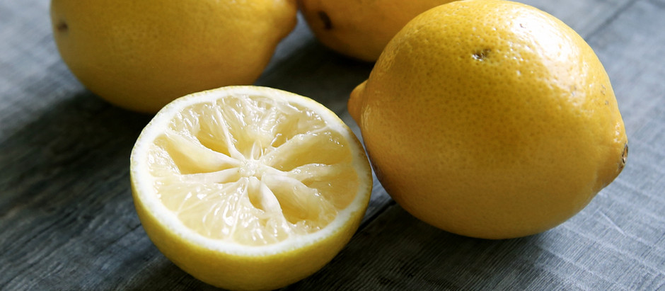 Limonene terpene - Love that Lemon