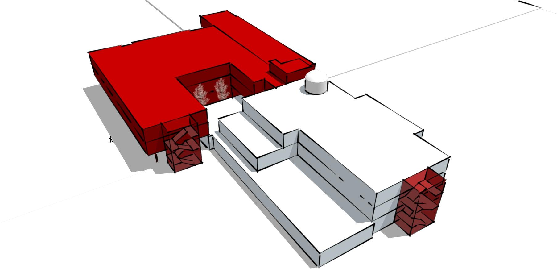 Erweiterung Bildungszentrum 04
