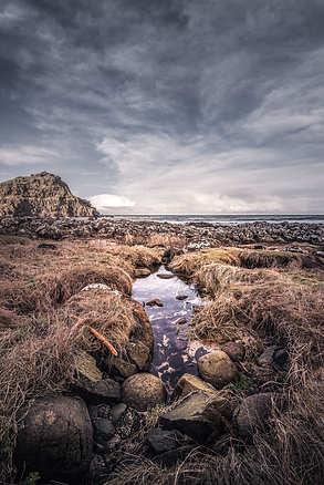 La chaussée des géants - Irlande