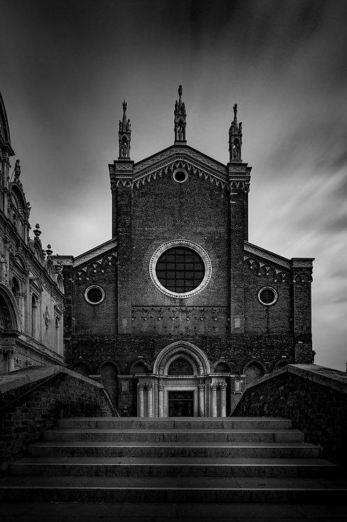 Eglise San Giovanni e paolo - Venise