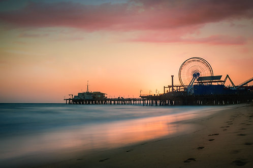 Santa Monica's Pier - Californie