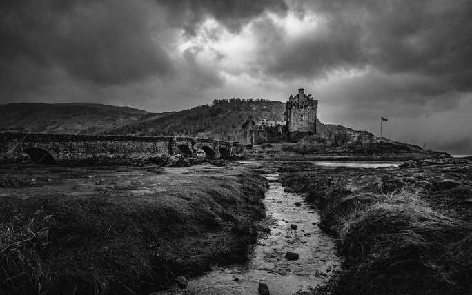 Eilean Donan Castle - Ecosse