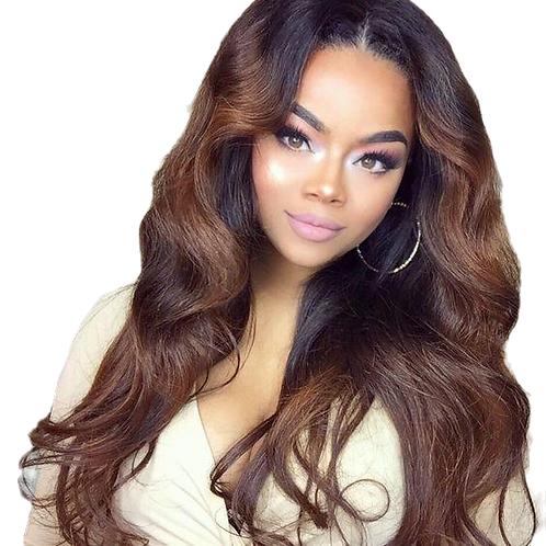 Ashante Full Lace Wig (100% Remy Human Hair)