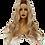 Thumbnail: Shayla Full Lace Wig (100% Remy Human Hair)