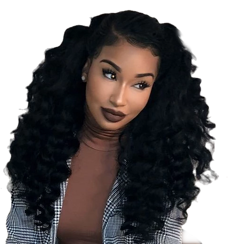 Nicole Full Lace Wig (100% Remy Human Hair)