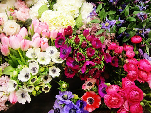 Half Season Bouquet Membership