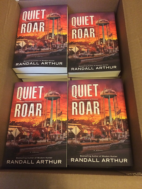 Wholesale 20-Copy Package for A Quiet Roar ($70 Savings)