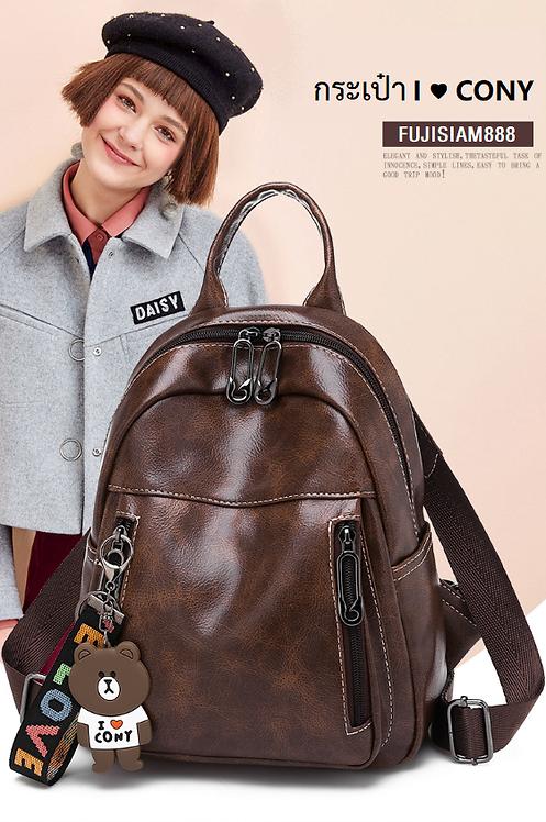 กระเป๋าเป้สะพายหลัง I ♥ CONY