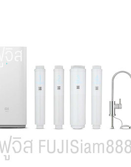 Xiaomi Water Purifier MR624, Model MR624 with Tap Faucet