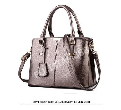 กระเป๋าหนัง Sixteenth 2 สี (ดำ น้ำตาล)