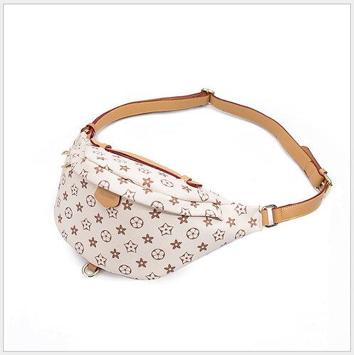 Chest Bag กระเป๋า คาด อก คาดเอว มี 2 สี (ขาว ดำ) ชาย หญิง