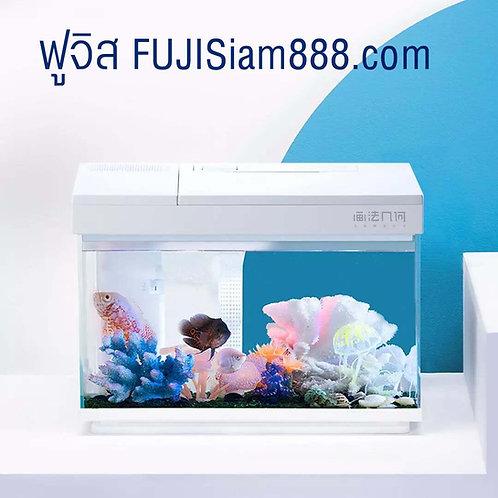 XiaoMiตู้เลี้ยงปลาอัจฉริยะ Geometry Control AI Fish Tank ตู้ปลา