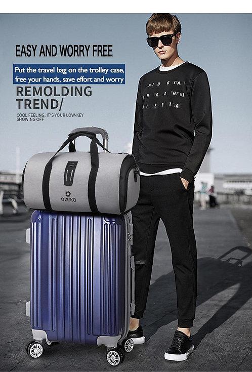 OZUKO กระเป๋าท่องรอบโลก ได้หมดทุกแนว ไม่อยู่แล้ว 2 สี