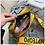 Thumbnail: MOSCHINO กระเป๋าสะพายข้าง จี๊ดจ๊าด เหลือง ม่วง แดง