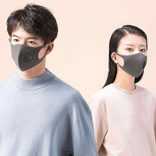 หน้ากากป้องกันฝุ่น แบบมีวาล์ว Smartmi หน้ากาก PM2.5 Anti-Haze Mask