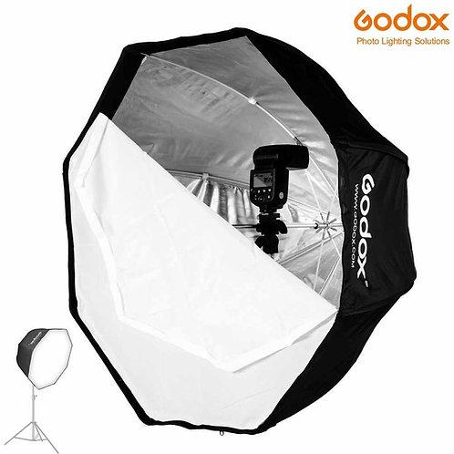 Godox ร่มแปดเหลี่ยม (3 ขนาด) ร่ม8เหลี่ยม ร่มสะท้อน 120cm, 95cm, 80cm Reflector