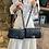 Thumbnail: กระเป๋าสะพายเกาหลี สีดำ รุ่น K Classic