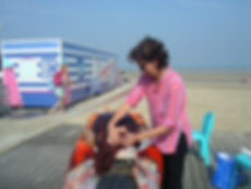 Patricia Hugoo yunamoana massages d'harmonisation dunkerque