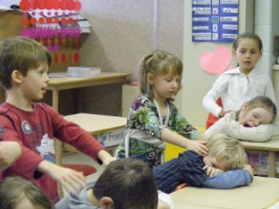 Massage in School Programme Dunkerque Hauts de France