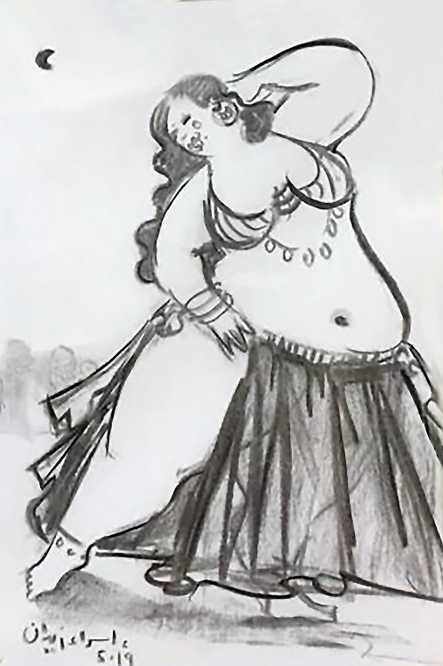 Esraa Zidan | Drawing