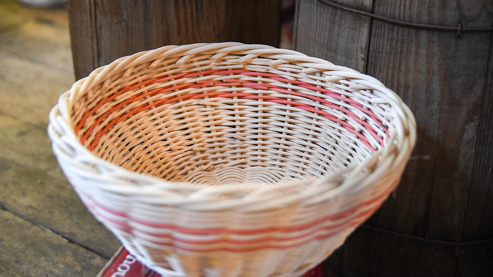 Basket in a Day with Robin Leenhouts