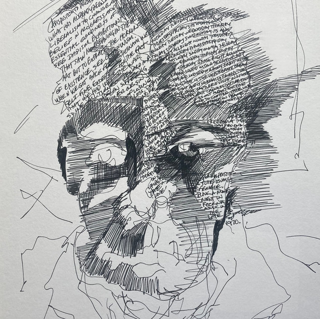 Portrait of an Artist with Bipolar Disorder II