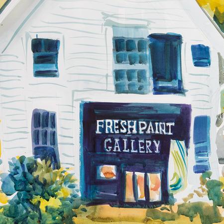 Fresh Paint Gallery