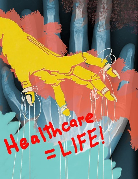 Healthcare Equals Life