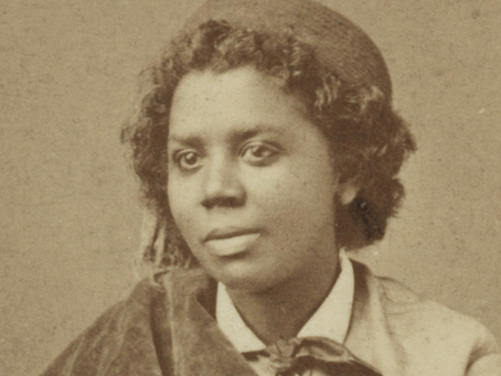 THE WEEKLY MUSE - Mary Edmonia Lewis: American Sculptor