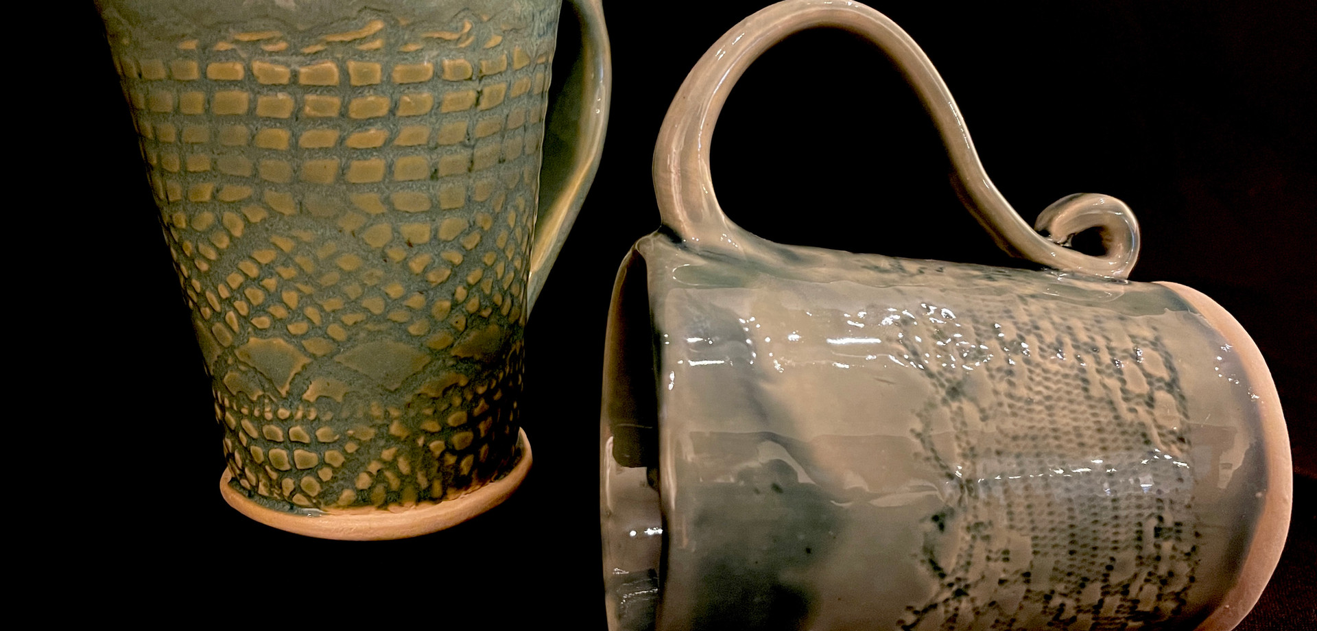 Handmade Pottery by Holly Heaslip