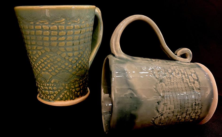 Handmade Pottery by Holly Heaslip