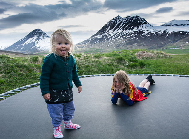 Iceland Playtime