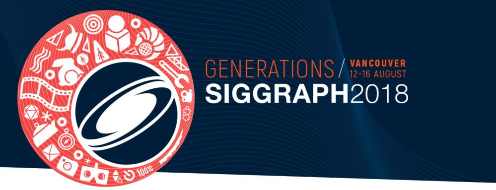 Siggraph 2018 survival guide image