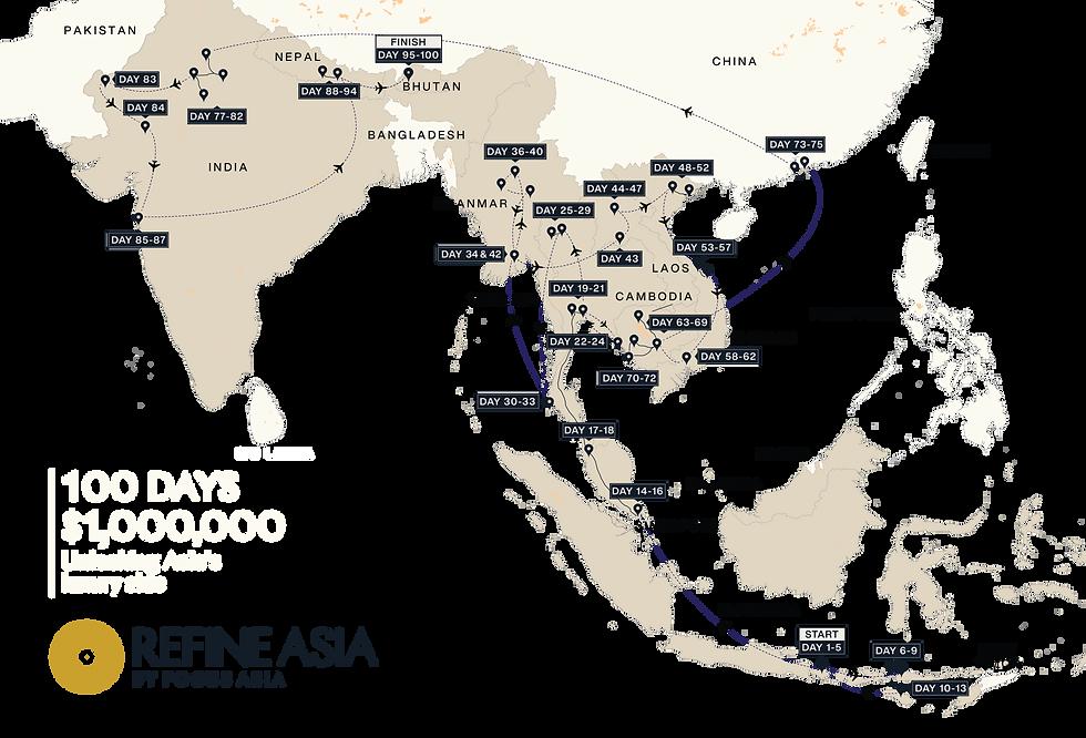 Million Dollar Experience Map