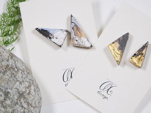 Triangolini in legno