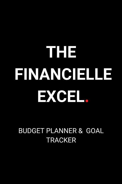 Financielle Excel Budget & Goal Tracker