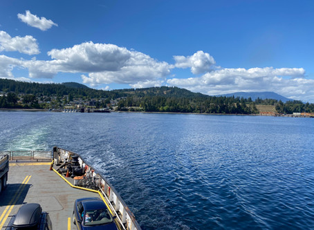 A Fun Day Trip to Salt Spring Island
