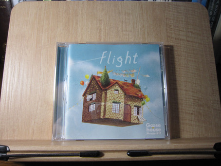 Goose House, 'Flight', gr8records (Sony Music), SRCL-9724