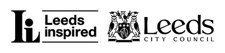 Leeds Inspired and Leeds City Coucil logos