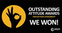 OA Awards 2019 article graphic - we won.