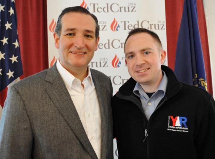 Enjoyed meeting newly announced Presidential candidate Ted Cruz last Friday at the Conservative Busi