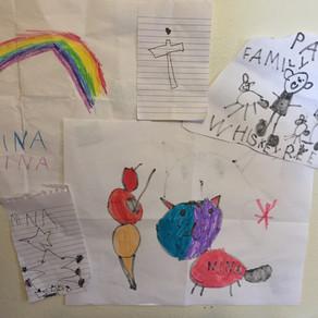 Elly's Art for Nina