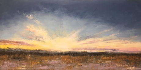 Wyoming Boom Sunset 12x24 (INV2665).jpg