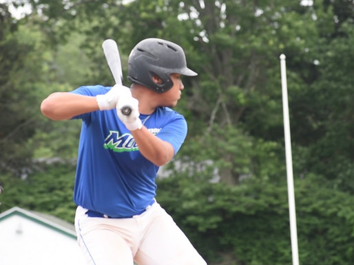 Hawkins Sends Brigade Baseball Home
