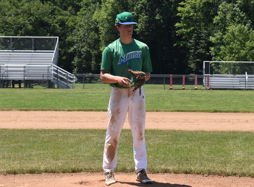 Engle and Morro Combine For a No-Hitter to Land Them Play of The Week Honors