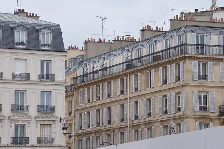 facade immeuble neuilly